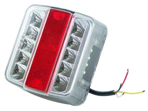 Preisvergleich Produktbild Berger + Schröter 20188 LED Anhänger-Vierfunktionsleuchte links