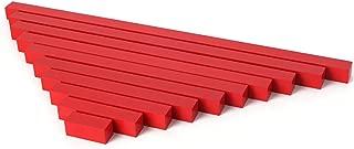 Mejor Barras Rojas Montessori de 2020 - Mejor valorados y revisados