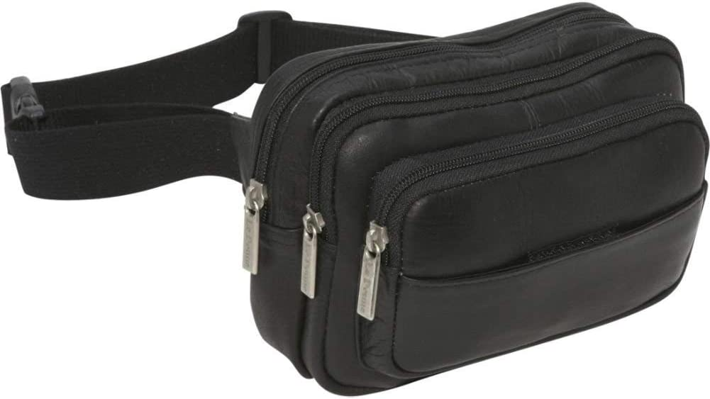 Le Donne Leather 4-Compartment gift Waist – Full-Gra sold out Bag Premium