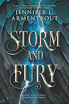Storm and Fury (The Harbinger Series Book 1) by [Jennifer L. Armentrout]