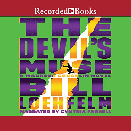The Devil's Muse audiobook cover art