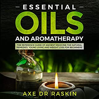 Essential Oils and Aromatherapy audiobook cover art