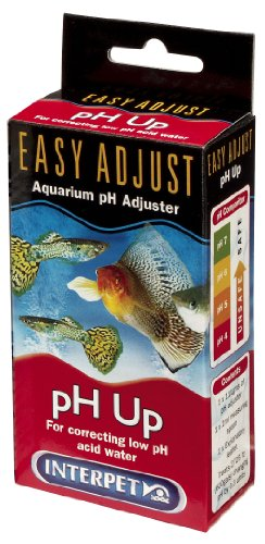 Interpet Aquarium pH-instelling, Conditionneur de pH-acide., 1 Stuk