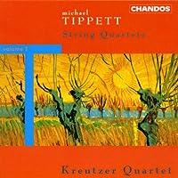 Tippett;String Quartets