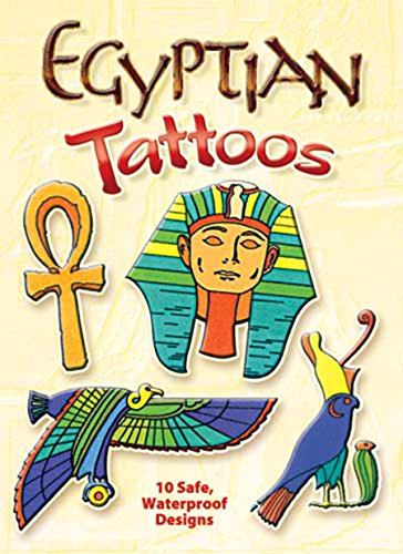 Egyptian Tattoos (Dover Tattoos)