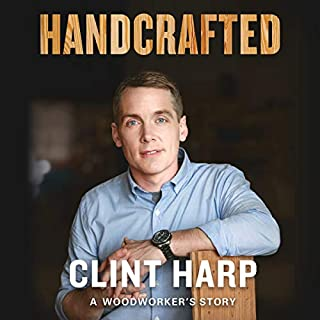 Handcrafted audiobook cover art