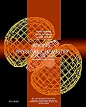 Atkins' Physical Chemistry: International Eleventh Edition