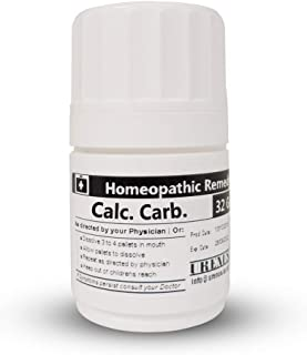 CALCAREA CARBONICA 1M Homeopathic Remedy in 32 Gram