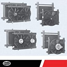 Thermal Transfer Oil Coolers DF Series 68224: 12V Motor Guard Fan, 300 Operating PSI, 3/4