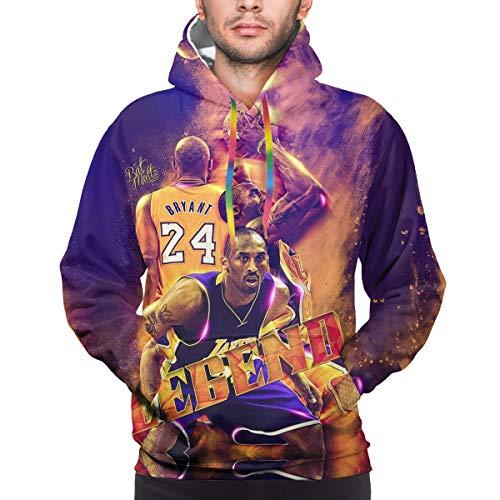 SUNERLADY 2020 Kobe-Bryant Number 24 Men
