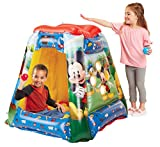 Mickey Mouse 94785 Ball Pit, 1 Inflatable + 20 Soft-Flex...