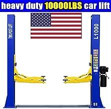 CR 10,000 L1000 220V 2 Post Lift Car Auto Truck Hoist Great Quality !!! / 12 Month Warranty