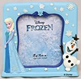 Frozen Elsa e olaf Cornice Portafoto in resina