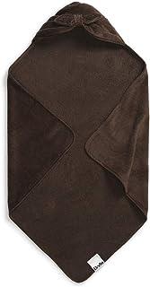 Elodie Detaljer huvhandduk för baby Chocolate Bow