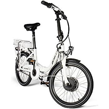 provelo PR-2135 Bicicleta Eléctrica, Unisex Adulto, Blanco, Talla Única: Amazon.es: Deportes y aire libre