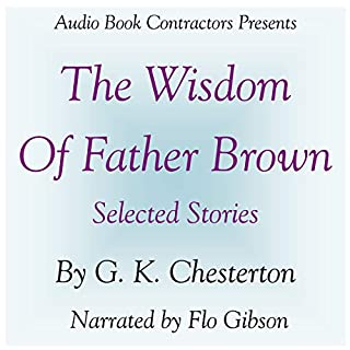 The Wisdom of Father Brown - Selected Stories audiobook cover art