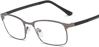 Fishyu 1 Pcs Children Kids Anti Blue Ray Glasses Silicone Frame Flat Anti-Radiation Clear Lens