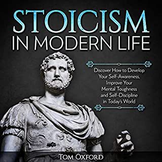 Stoicism in Modern Life audiobook cover art