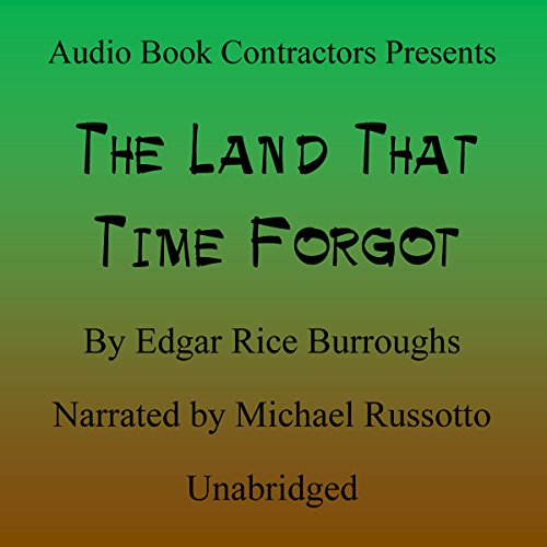 The Land That Time Forgot cover art
