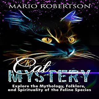 Cat Mystery audiobook cover art