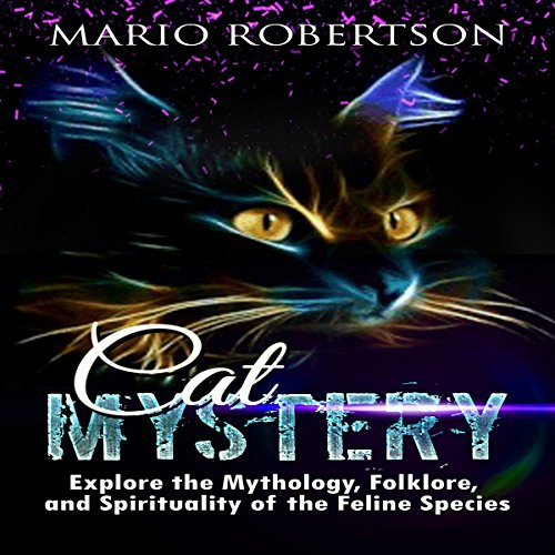 Cat Mystery Audiobook By Mario Robertson cover art