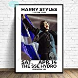 Flduod Harry Styles Poster und Drucke Poster World Tour