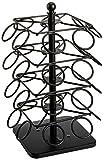 Amazon Basics Coffee Storage Carousel Rack Holder for K-Cup Pods, 32 Pod Capacity