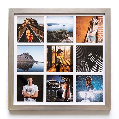 Galerie Cadre 5x 10x15 cm New Lifestyle Blanc