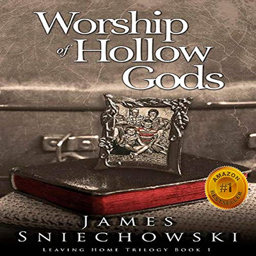 Worship of Hollow Gods audiobook cover art