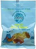 Biona Gominolas Ecológicas de Dinosaurio - Vegano, Vegetariano - Paquete de 10 x 75 gr