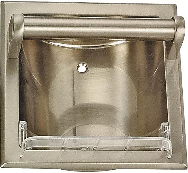 Mintcraft 770h 07 Sou Soap Holder Grab Bar Br Nickel