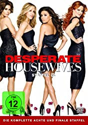 Desperate Housewives – Staffel 8 (DVD)