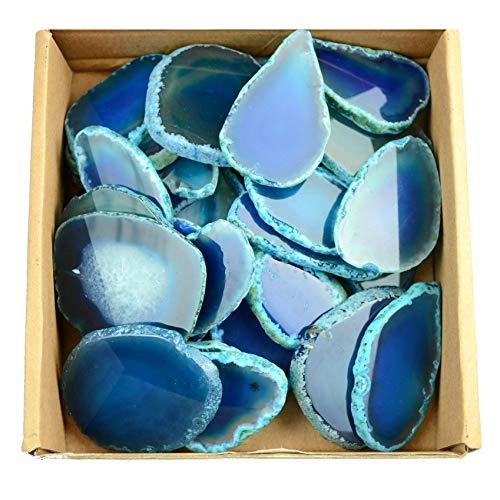 Top blue agate slices bulk for 2021