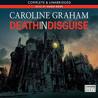 Death in Disguise cover art