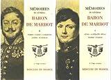 Mémoires (Tome 1-Gênes, Austerlitz, Eylau, Madrid, Wagram)