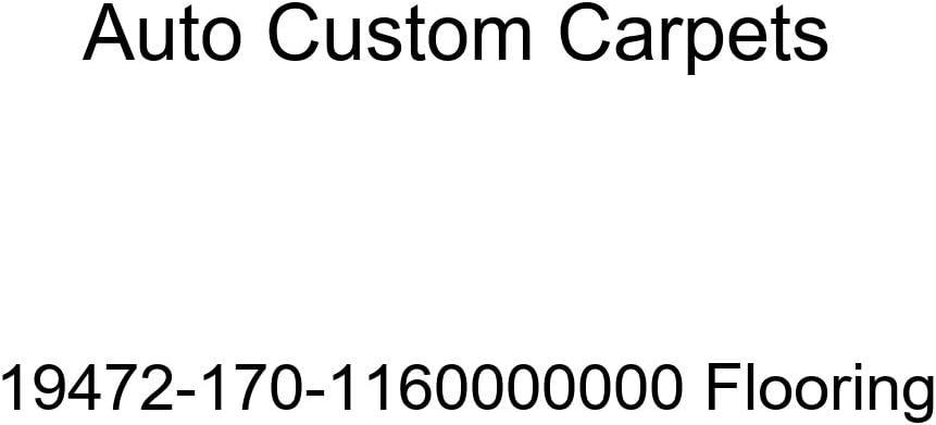 Max 48% OFF Max 56% OFF Auto Custom Carpets 19472-170-1160000000 Flooring