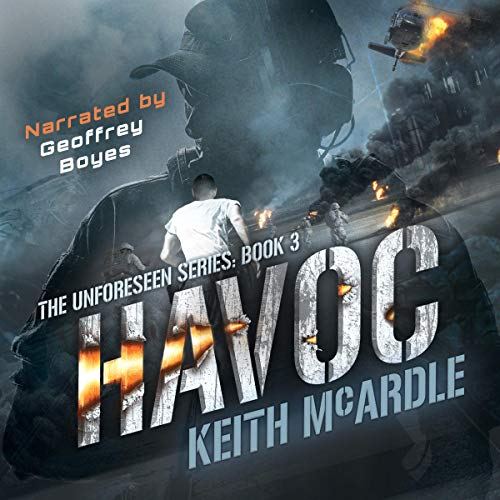 Havoc Audiobook By Keith McArdle cover art