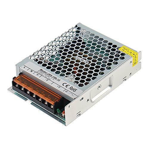 Alimentatore Switch da 100 W, Trasformatore di tensione DC 12V per strisce LED, illuminazione, dispositivi elettronici, TVCC, ingresso AC 200-240V, ALSW12100, 1 pezzo