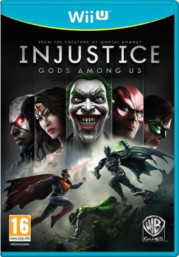 Warner Bros. Interactive, Injustice Gods Among Us Per Console Nintendo Wii U