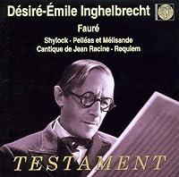 Requiem / Shylock / Pelleas & Melisande by G. Faure (2002-08-13)