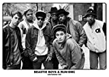 Beastie Boys and Run-DMC - Amsterdam 1987 33x23.5 Music Art