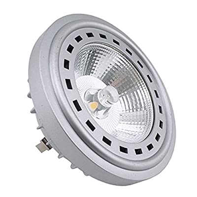 Bonlux LED Ar111 G53 Base Spot Light Bulb with Cree COB Chips 12 Watts 900lm 75w Halogen Bulb Replacement