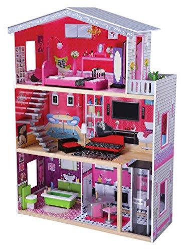 MMP Living Modern Wooden Doll House
