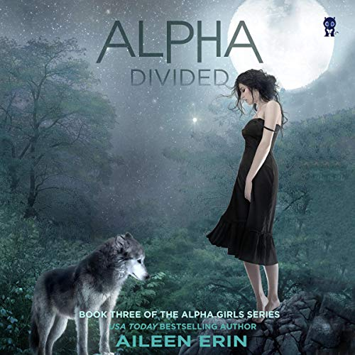Alpha Divided audiobook cover art