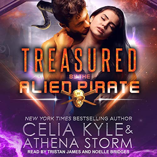 Treasured by the Alien Pirate cover art
