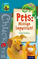 Oxford Reading Tree Treetops Chucklers: Level 9: Pets: Mission Impossible! (Treetops. Chucklers)