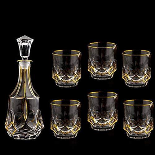 BWM - Copa de cristal para whisky y brandy
