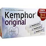 Kemphor Kemphor Dentifrico 75 Ml Familiar Pack 3X2 Original - 75 ml