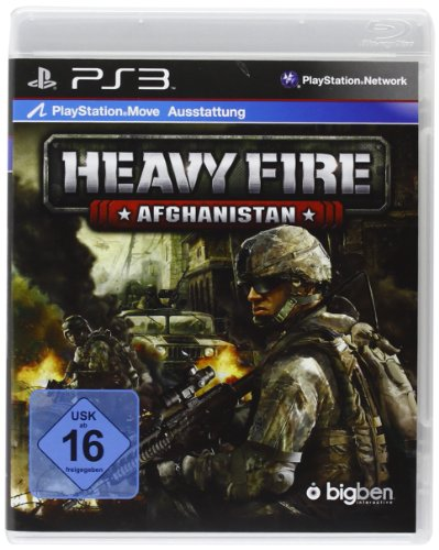 Heavy Fire - Afghanistan [Edizione: Germania]
