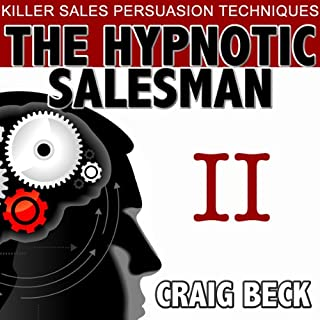 The Hypnotic Salesman II cover art